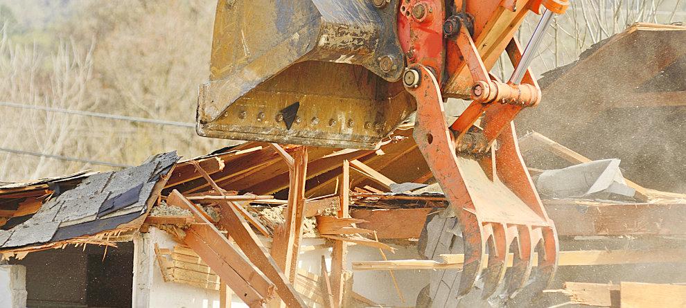 San Marcos Demolition